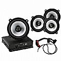Harley Davidson 4 Channel Motorcycle Audio Kit