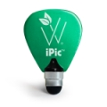 Woodees iPic Multi Purpose Pick Stylus - Lime Green