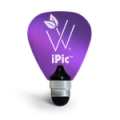 Woodees iPic Multi Purpose Pick Stylus - Purple