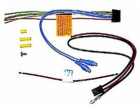 Parts-Wiring Harness for RSA or RSA-HP Tubes