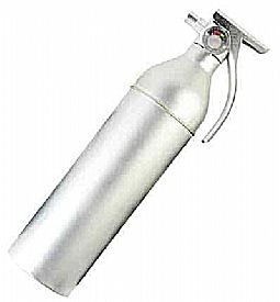 RX-FECAPCVR - Fire Extinguisher Style cover for 1 farad capacitor