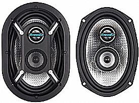 BC Series 6 x 9 inch 3-way Speaker