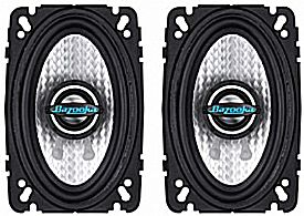 BC Series 4 x 6 inch 2-way Speaker