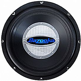 BA Series 12 inch 4 ohm Woofer