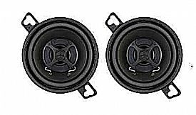 3.5 inch 2-way EL Series Coaxial Speaker