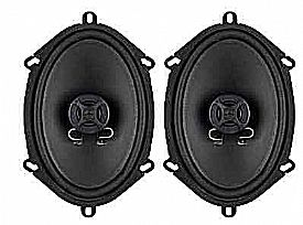 5 x 7 inch 2-way EL Series Coaxial Speaker