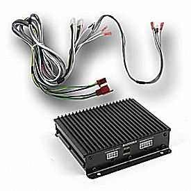 MC-HON-AMK - Honda Gold Wing 4 Channel Motorcycle Amp Kit