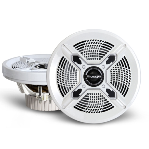 8 inch White Marine Coaxial Speaker
