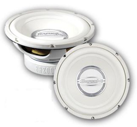 MAW1004 - Marine 10 inch 4 ohm Component Subwoofer