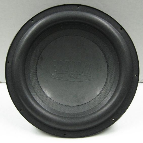 WF1041.5 - 10 inch 4 ohm replacement woofer