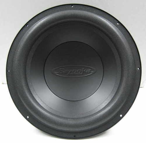 WF1082 - 10 IN. 8-OHM RS WOOFER (2 VC)